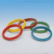 US Toy S&S Worldwide Plastic Throw Rings