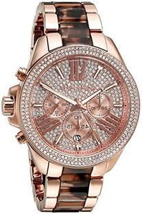 Michael Kors Women's Wren Two-Tone Watch MK6159