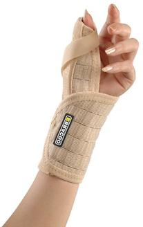 Bracoo Wrist Splint with Thumb Stabilizer