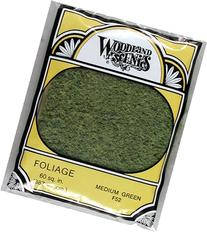 Woodland Scenics WS 52 Foliage - Medium Green