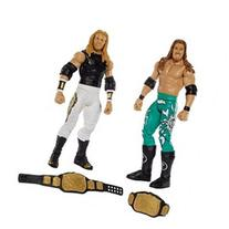 WWE 2 Pack Action Figures Battle Pack - Edge and Christian