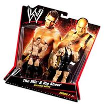 WWE Wrestling Series 7 The Miz & Big Show Action Figure 2-