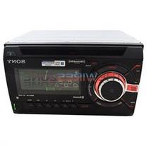 Sony WX900BT CD Receiver with Bluetooth Black