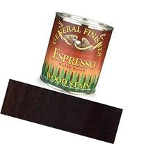 General Finishes WXQT Water Base Wood Stain, 1 quart,