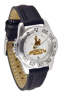 Wyoming Cowboys Gameday Sport Ladies' Watch