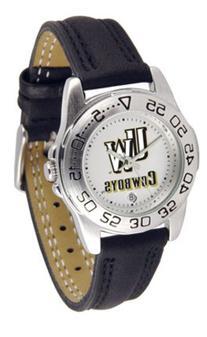 Wyoming Cowboys - Ladies' Sport Watch