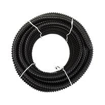 "3/4"" x 50' HydroMaxx® Black Metric Non Kink Corrugated PVC"