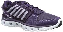 K-Swiss Women's X Lite CT CMF Training Shoe, Purple Pennant/