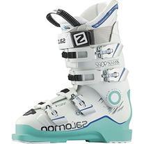 Salomon X Max 90 Ski Boot Women's Soft GreenWhite