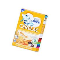 2 LOT X Nestle Cerelac Wheat-Rice Mango With Dates - Stage 3