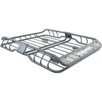 Rhino Rack X Tray SM Roof Mount Cargo Box - RMCB01/Black