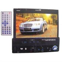 XO Vision X406NAV 7-Inch In-Dash Touch Screen DVD Player