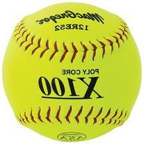 "MacGregor X52RE ASA Slow Pitch 12"" Softball - Comp"