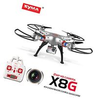 Syma X8G Headless 2.4Ghz 4CH RC Quadcopter with 8MP HD Camera
