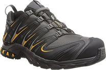 Salomon Men's XA Pro 3D CS WP Trail Running Shoe,Black/Black