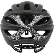 Giro Xar Helmet - Men's Matte Black/Lime Squiggle Large