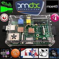 Raspberry Pi XBMC Starter Home Theater Kit with Model B