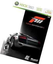 New Xbox 360 Xbox 360 Forza Motorsport 3