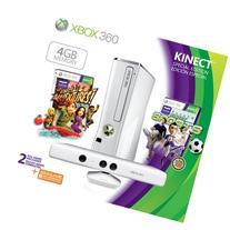 Xbox 360 Special Edition 4GB Kinect Sports Bundle