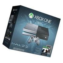 Xbox One 1 TB Halo 5: Guardians Limited Edition Console