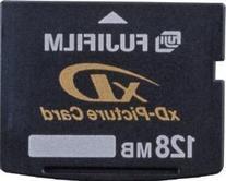 Fuji 128 MB xD-Picture Card