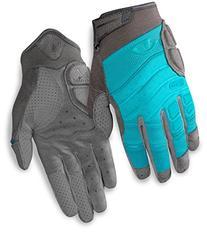 Giro Xena Glove - Women's Turquoise/Titanium Small