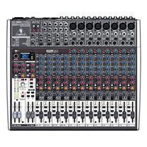 Behringer Xenyx X2222USB Premium 22-Input 2/2-Bus Mixer with USB/Audio Interface