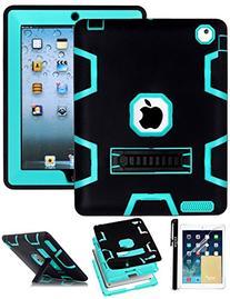 XIQIiPad 2/3/4 Case,iPad 2 Case,iPad 3 Case,iPad 4 Case,Case