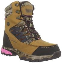 Bushnell Women's Xlander Hunting Boot,Tan Real Tree,7.5 M US