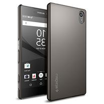 Spigen Thin Fit Xperia Z5 Case with Premium Matte Finish