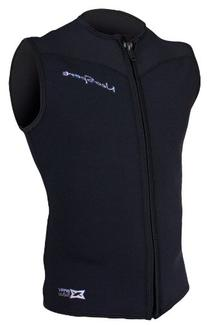 NeoSport 2.5mm Men's Sport Vest-Black-Large
