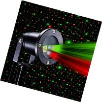 xtf2015 Red and Green Sparkling Star Stage Light IP65