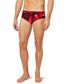 Speedo Men's Xtra Life Lycra Vortex Splice Brief Swimsuit,