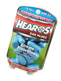 HEAROS Xtreme Protection Noise Cancelling Disposable Foam