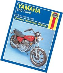 Yamaha 650 Twins Owners Workshop Manual