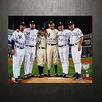 Steiner Sports New York Yankees Yankees Final Game at