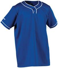 Worth Ybbj Boy's Baseball Short Sleeve Jersey