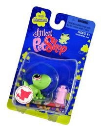 "Hasbro Year 2008 Littlest Pet Shop Single Pack ""Messiest"""