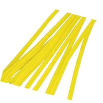 "12"" Yellow Chenille Stems - 100pk"