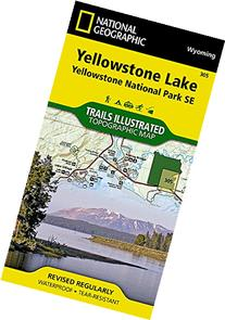 Yellowstone Lake: Yellowstone National Park SE