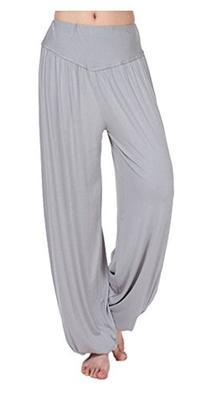 ARJOSA Women's Yoga Lounge Pants High Waist Cotton Spandex