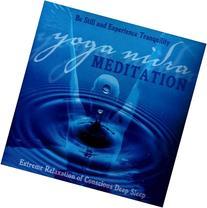 Yoga Nidra Meditation CD: Extreme Relaxation of Conscious