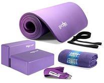 Yes4All Yoga Starter Kit – Include: 2 Yoga Blocks, Yoga