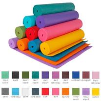 YogaAccessories 1/4'' Extra Thick High Density Premium