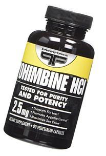 Primaforce YOHIMBINE HCI 2.5 mg - 90 CAPS