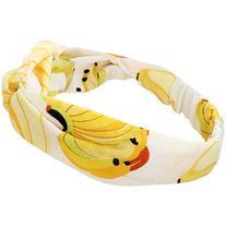 Yoins Cross Broadside Printing Elastic Headband