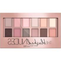 Maybelline New York Expert Wear Shadow Palette, The Blushed Nude