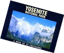 Yosemite National Park : A Book of 21 Postcards