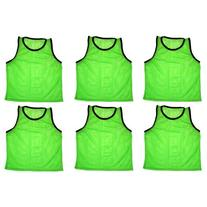 BlueDot Trading Sports Pinnies 6 Scrimmage Training Vests,