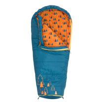 Kelty Boys Youth Big Dipper 30 Degree Sleeping Bag - Ocean